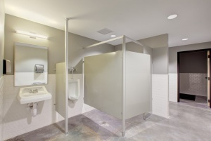 Bathroom Partitions and Accesories