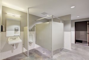 Restroom Partitions and Accessories