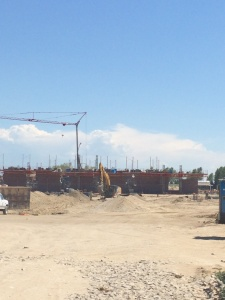 New Lehi High School Under Construction