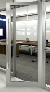 SLI Interior Aluminum Framed Doors