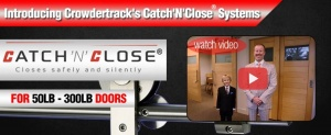 Catch'N'Close for Sliding Doors