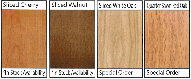 commercial wood door veneers