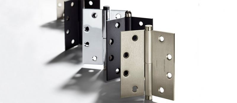 decorative hinges commercial