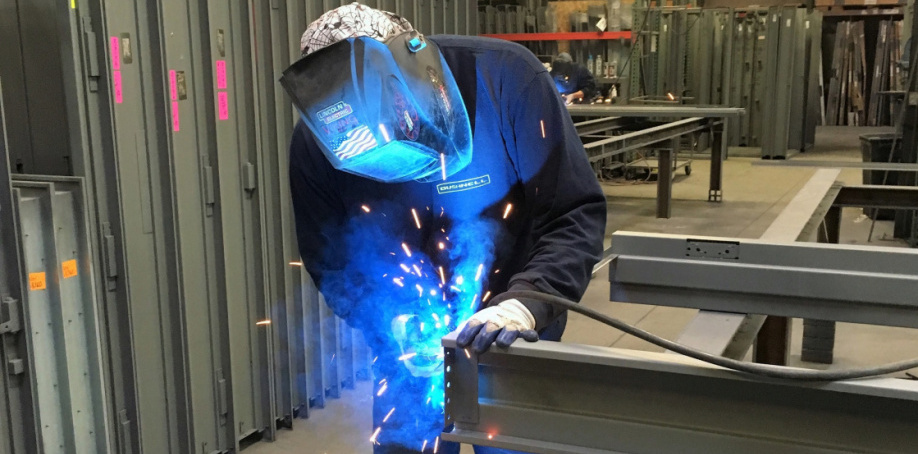 Welder Commercial Door Custom Utah